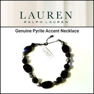 🆕️ Lauren by Ralph Lauren Pyrite Accent Necklace